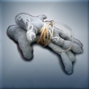 Dolls in Voodoo - James Duvalier
