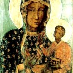 Erzulie Dantor is syncretized with Our Lady of Czestochowa