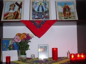 fete ghede altar
