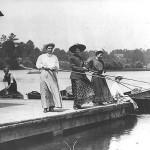 Three Women Fishing - Hook Your Man Spell