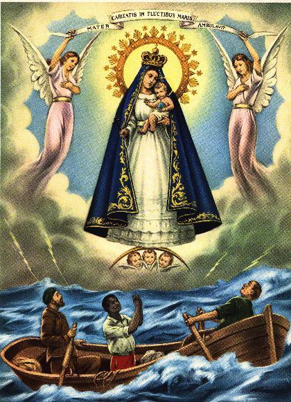Ochun Our Lady of Charity
