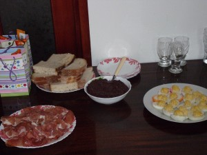 culinary magic - tapas meal