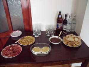 culinary magic - tapas