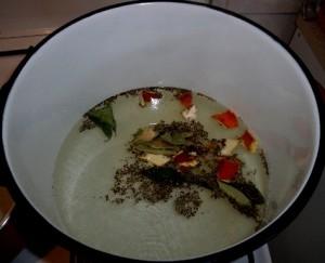 Making a lucky bath ritual recipe for abundance - James Duvalier