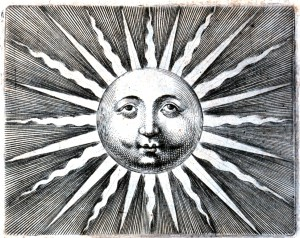 Design-Graphic-Engraving-Sun-anthropomorphized