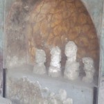 Home Altar Pompeii - Pompeii Italy - James Duvalier Blog