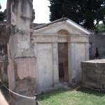 Temple of Isis - Pompeii Italy - James Duvalier Blog