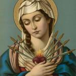 Mater Dolorosa [Our Lady of Sorrows] is the catholic counterpart to the Lwa Ezili Freda