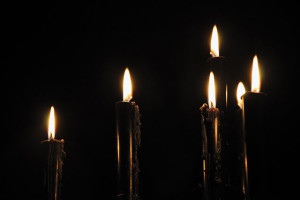 Breakup Spell - James Duvalier - Black Candles Burning Image
