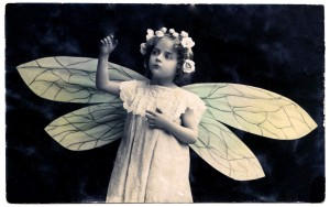 Faerie Magic - James Duvalier - Fairy Girl Photo