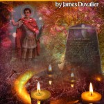 New Orleans Voodoo by James Duvalier