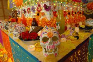 Sugar Skull Ofrenda