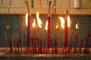Chung-Yeung-Festival-Candles-HD-Wallpapers